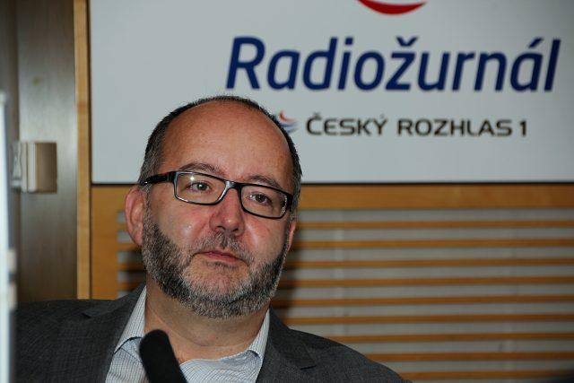 Miroslav Bárta, vedoucí výzkumného projektu v egyptském Abúsíru