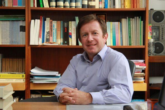 Rektor Univerzity Palackého Jaroslav Miller | foto:  Univerzita Palackého
