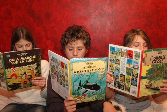 Děti a knihy