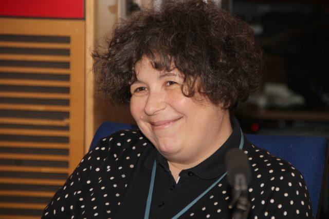 Irena Dousková,  spisovatelka    foto: Prokop Havel,  Český rozhlas