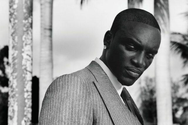 Akon   foto: oficiální Facebook Akona