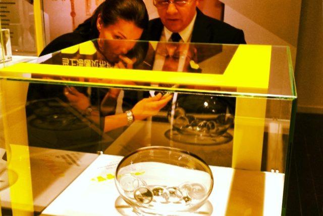 Muzeum vystavuje sklo z Egypta nebo z doby Karla IV.