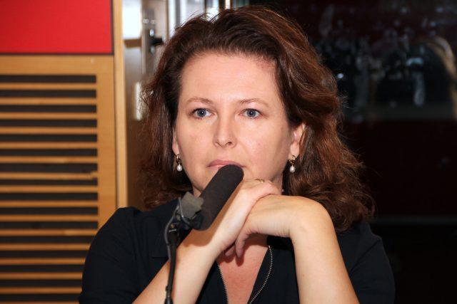 Antonie Doležalová, která se specializuje na společenskou úlohu filantropie