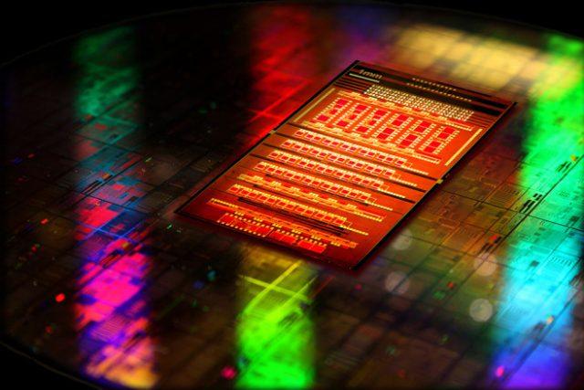 Technologie křemíkové nanofotoniky