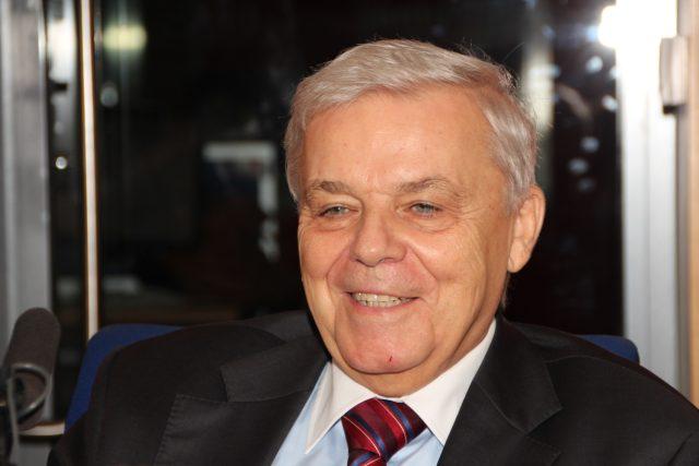 Karel Dobeš v Hostu Radiožurnálu