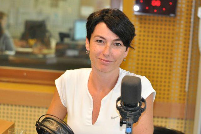 Jana Havrdová, mistryně světa ve fitness step a také manažerka a prezidentka Českého svazu aerobiku