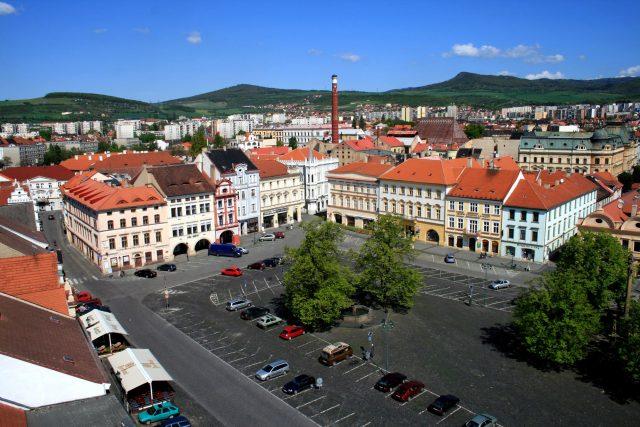 Litoměřice - náměstí
