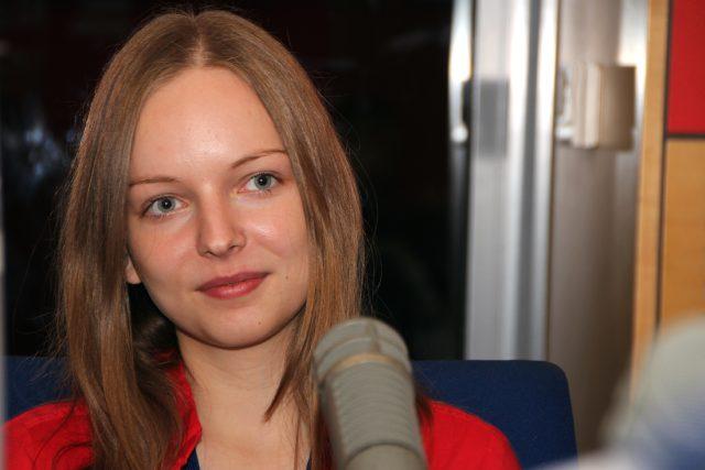 Dominika Gawliczková, cestovatelka a motorkářka