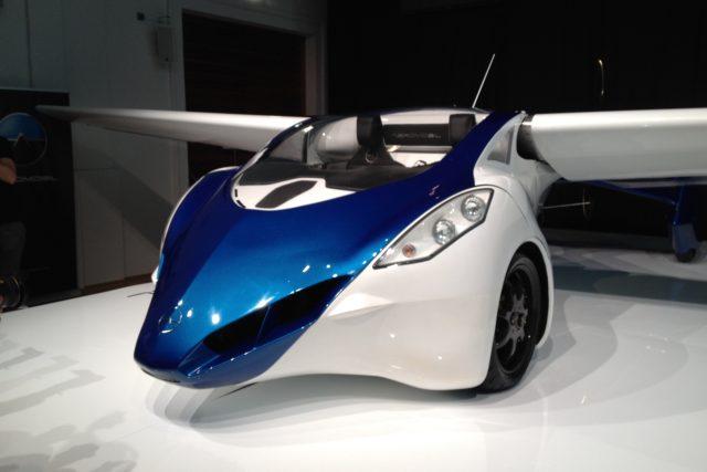 Aeromobil, prototyp létajícího auta