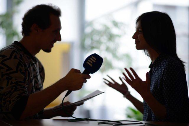 Ranní interview