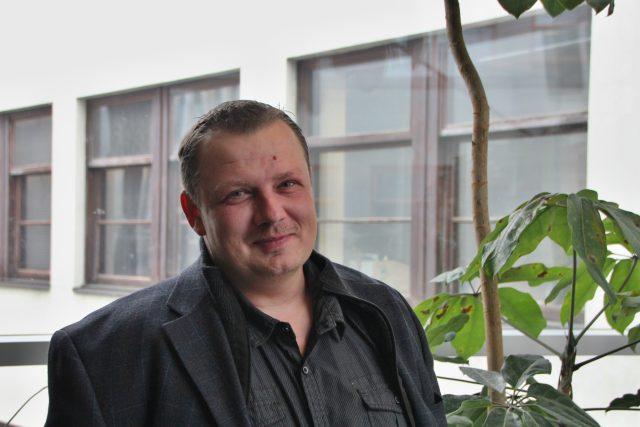 Mikuláš Kroupa, ředitel společnosti Post Bellum