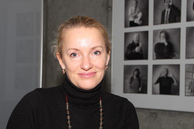 Primářka oční klinika Lucie Valešová