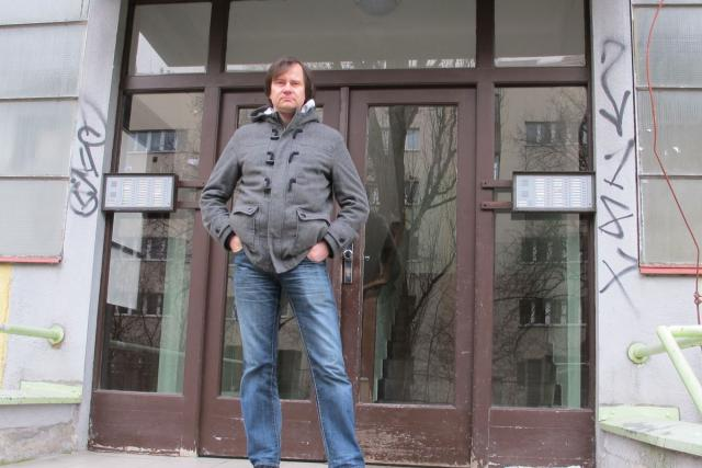 Zakladatel projektu Praha Neznámá Petr Ryska