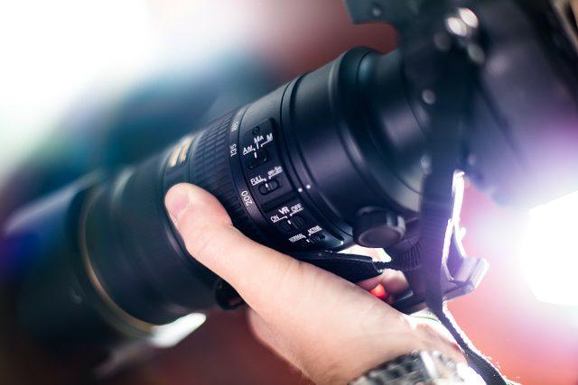 Fotografování (ilustrační foto)