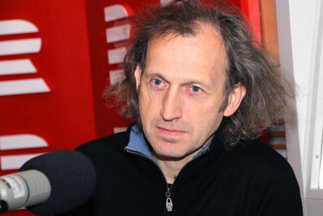 Martin Vopěnka, spisovatel a předseda Svazu českých knihkupců a nakladatelů
