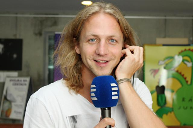 Tomáš Klus | foto: Adam Kebrt,  Český rozhlas