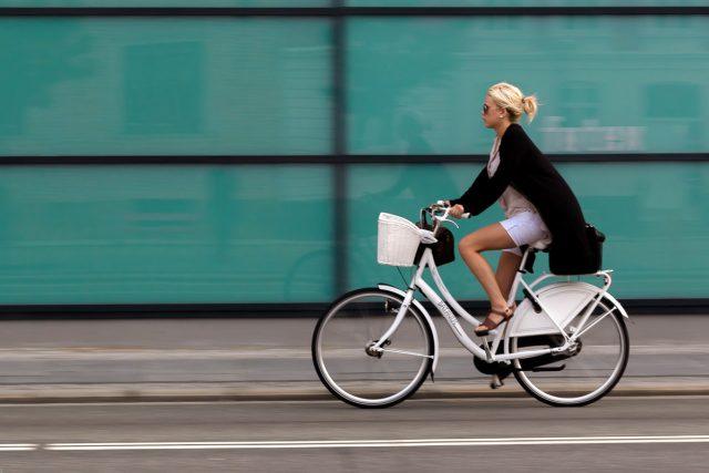 jízda na kole,  jízdní kolo,  cyklistika   foto: licence Creative Commons Atribution-NonCommecial-NoDerivs 2.0 Generic,   Nelson L.