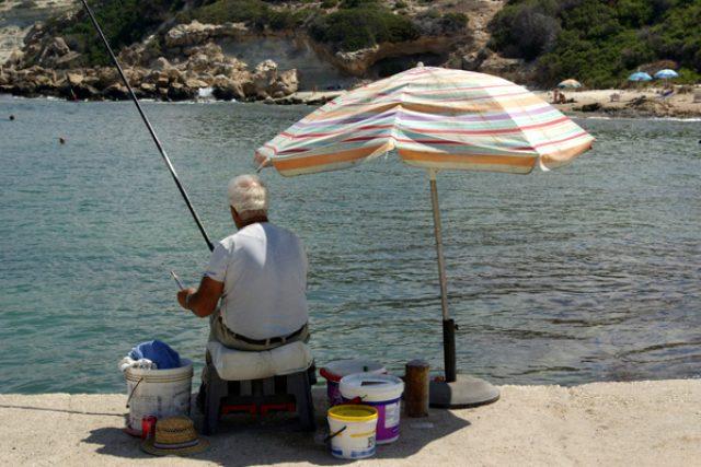 Tradiční rybolov v malém | foto: Štěpán Macháček