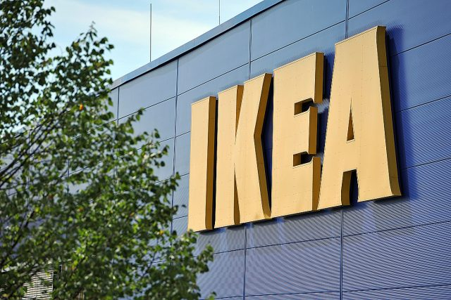 Ikea (ilustrační foto)