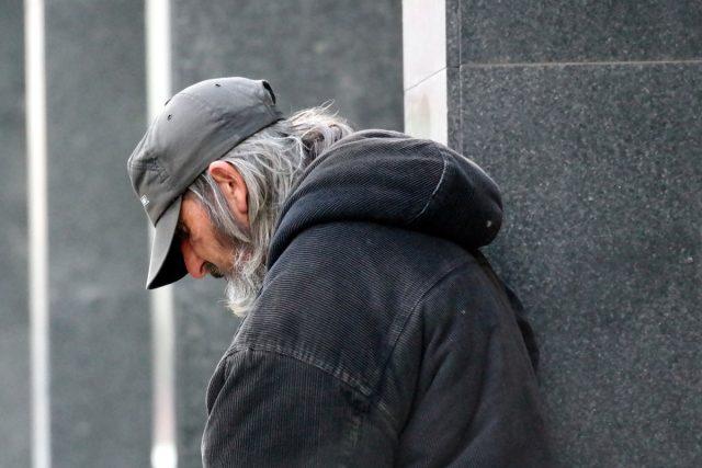 bezdomovec | foto: Fotobanka Pixabay