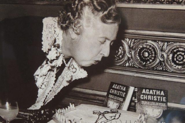 V letovisku Torquay si připomínají Agathu Christie