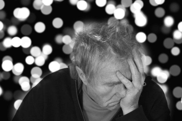 Alzheimerova choroba,  smutek,  nemoc,  deprese | foto: Fotobanka Pixabay