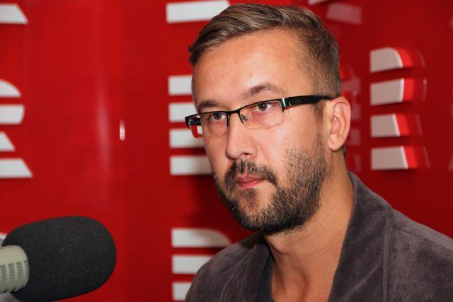 Petr Nutil, spoluzakladatel webu Manipulátoři.cz