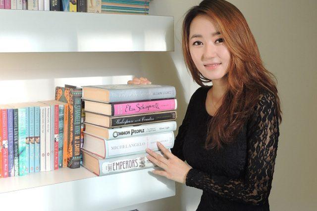 Severokorejka Park Jonmi, která vydala knihu 'Abych přežila'