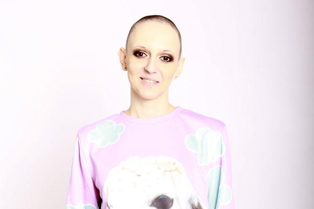 Lucie Bittalová, která bojuje s rakovinou děložního čípku