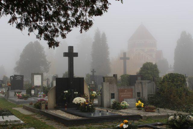Hřbitovy Olomouc