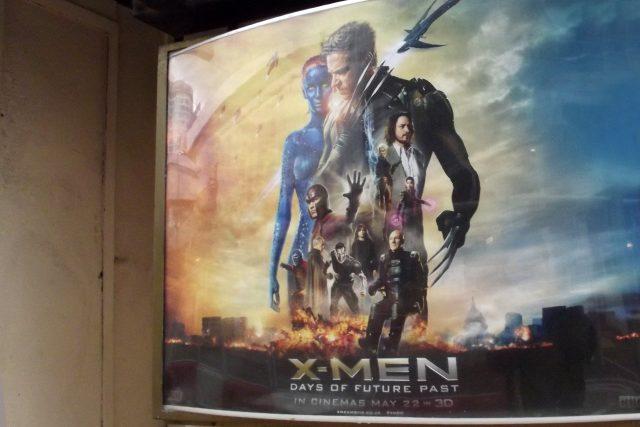 X-Men, plakát