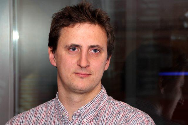 Ekonom Filip Matějka