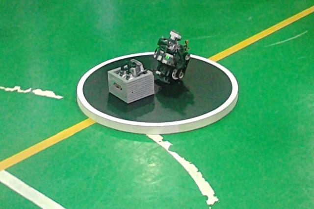 Roboti v Uničově