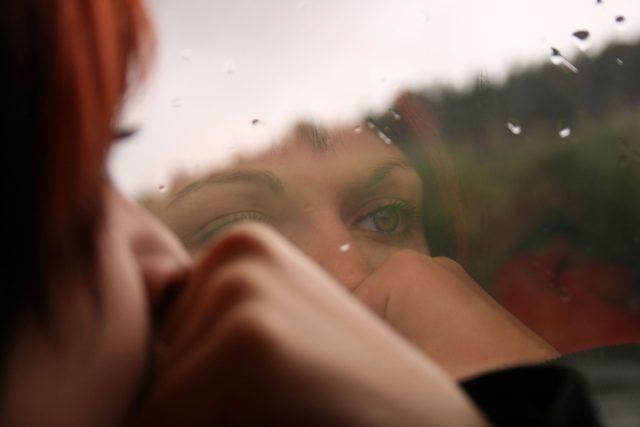 smutek, deprese, melancholie