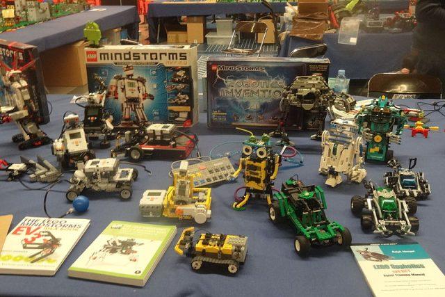 Legoroboti