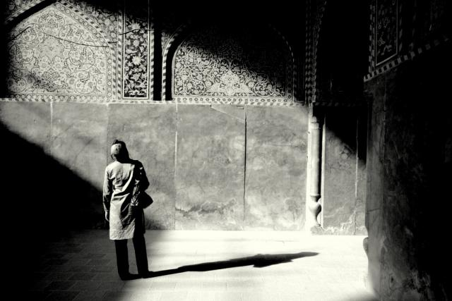 Írán (ilustrační fotka)