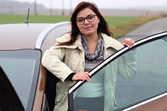 Veronika Vošická, autorka pořadu Motorsvět