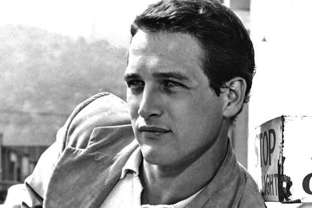 Paul Newman v roce 1954