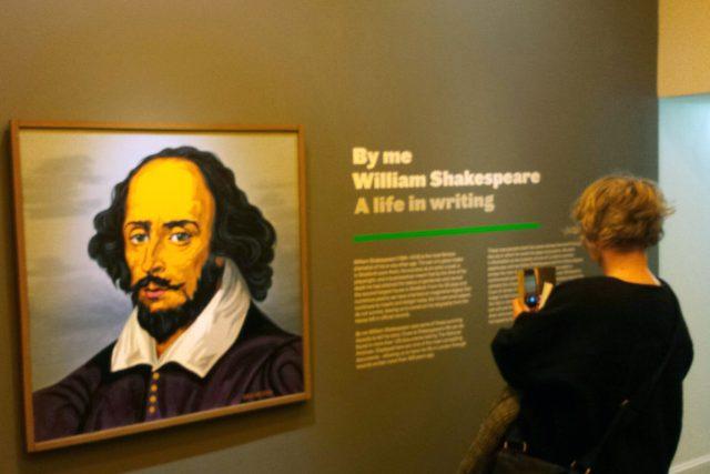 Skakespeare psal své vlastní jméno hned několika různými způsoby, což tehdy bylo běžné
