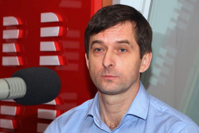 Zdeněk Hanzálek z Fakulty elektrotechnické ČVUT
