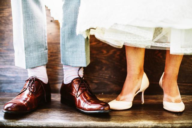 boty, obuv, nohy, muž a žena