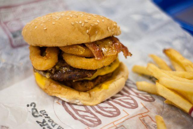Hamburger | foto:  CC BY 2.0