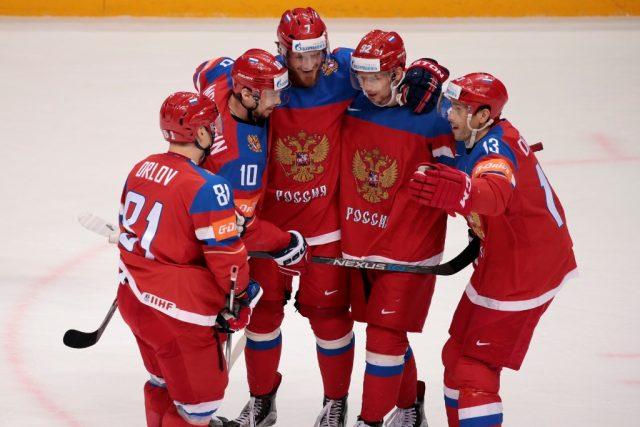 Rusové si na MS přivezou 15 tun materiálu