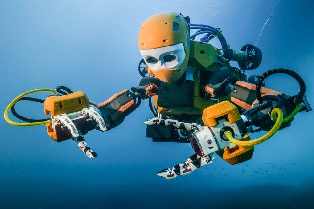 Robot-potápěč