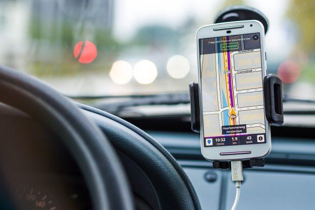Navigace - gps - navigace v autě