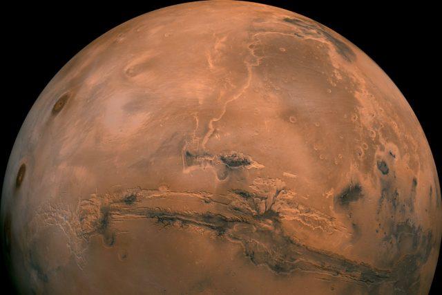 Planeta Mars | foto: NASA/JPL Caltech