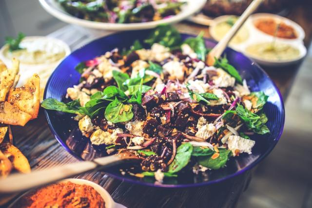 Food styling - jídlo