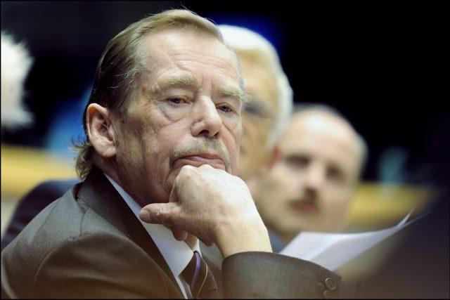 Václav Havel | foto: Zdroj: Flickr,  European Parliament,   CC BY-NC-ND 2.0