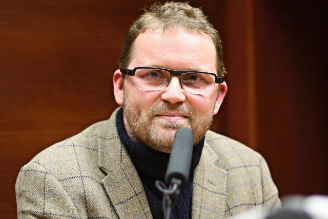 Michal Stehlík, kandidát do Senátu v obvodu 52 Jihlava