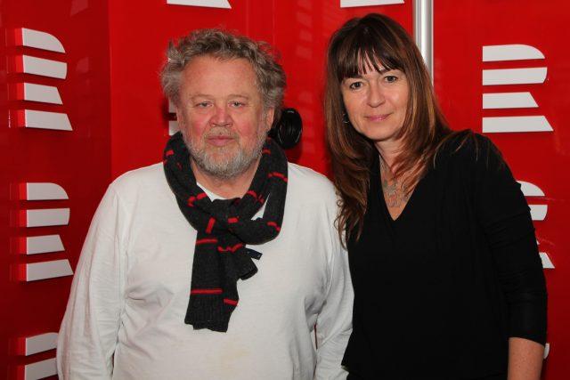 Veronika Souralová a Antonín Kratochvíl